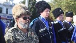 Машем шашкой, делим Крым: донские казаки на полуострове