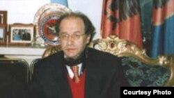 I ndjeri Ibrahim Rugova - presidenti i parë i Kosovës