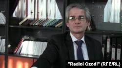 Абдуқодири Абдуқаҳҳор, раиси Идораи фарҳанги ҳукумати шаҳри Душанбе.