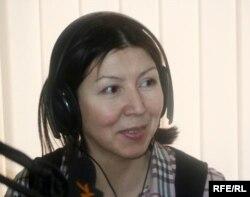 Динара Ошуракунова