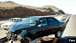 İran yol nəqliyyat hadisələrinin ən çox baş verdiyi ölkələrdəndir