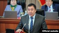 Бывший вице-премьер-министр Кыргызстана Абдырахман Маматалиев.