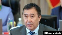 Абдрахман Маматалиев.