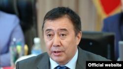 Абдырахман Маматалиев.