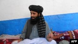 Azam Tariq, slain leader of Tehrik-e Taliban Pakistan.