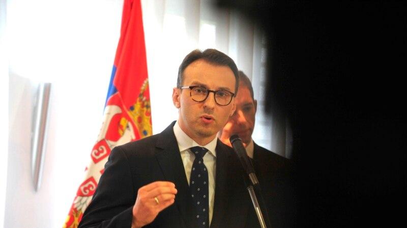 Petković: Kosovo ne može da bude član UN