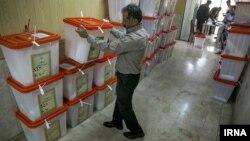 یکی از ناظران در حوزه کرمانشاه