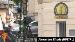 Sediul DNA de la București