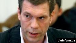 Народний депутат України Олег Царьов