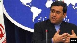 حسن قشقاوی، معاون کنسولی، امور مجلس و ایرانیان وزیر امور خارجه ایران.
