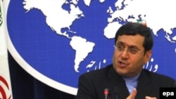 Foreign Ministry spokesman Hassan Qashqavi said five out of nine embassy staffers had been released