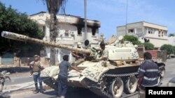 Libija, arhivska fotografija