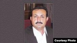 د بلوچستان اسمبلۍ غړی سلطان ترین