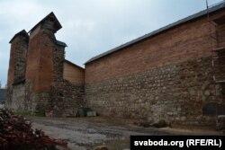 Княская вежа і частка муроў