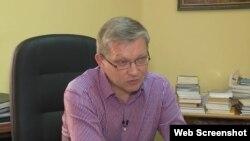 Володимир Рижков, російський політик