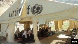 Школа Детского фонда ООН в Афганистане. Иллюстративное фото.
