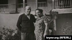 Gülnara Mustafayeva aqayınen, aileviy arhiv