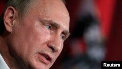 Путин дар Вена