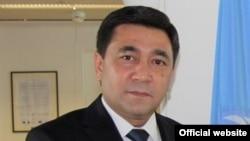 Генпрокурор Узбекистана Отабек Муродов.