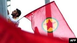 Прапор «Курдської робітничої партії»