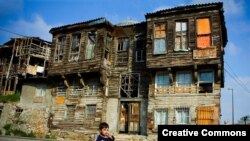 Будни стамбульских трущоб