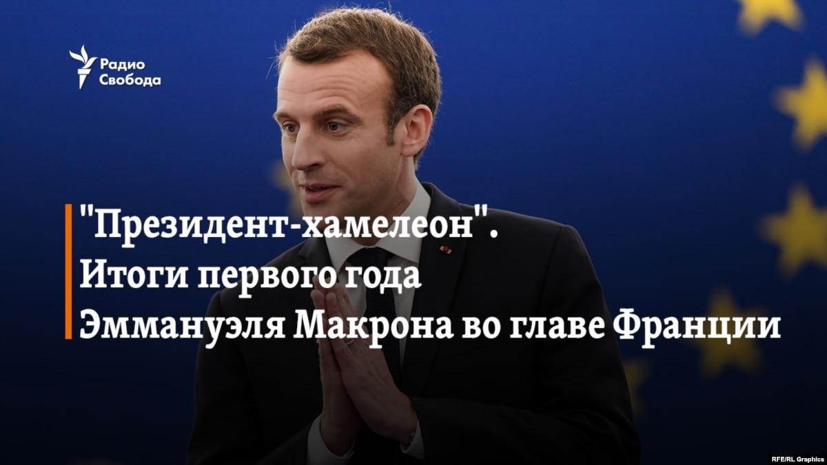 Бедная Франция! Макрон - амбциозный президент, но оказался беспомощным