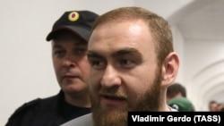 Арашуков Рауф, кхушара Мангалан-баттахь