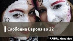 Слободна Европа во 22