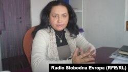 Наташа Спасеска, сопственик на Агенцијата за надвижности Капитал од Охрид.