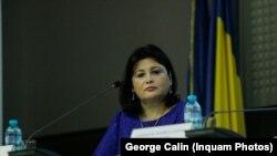 Gabriela Baltag, membră CSM, considerată o apropiată a Liei Savonea