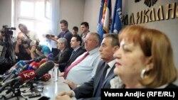 Vojislav Šešelj i radikali