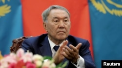 Nursultan Nazarbaev is the only communist-era leader still holding power in a former Soviet republic.
