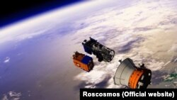 Roskosmos's contract with OneWeb was believed to have given it a foothold in the burgeoning global market for small-scale satellite launches. (file photo)