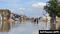 Vërshimet në Karaçi, 31 gusht 2017