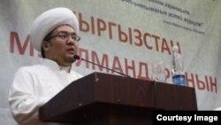 Қырғызстанның бұрынғы мүфтиі Рахматулла Эгембердиев.