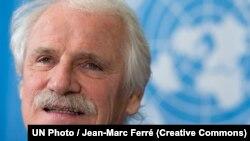 Ян Арцюс-Бэртран. Фота: UN Photo / Jean-Marc Ferré, CC BY-NC-ND 2.0