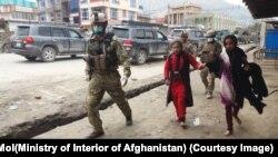 آرشیف، حمله بر درمسال هندو باوران در کابل