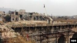 Східне Алеппо, 13 грудня 2016 року