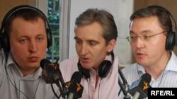 Masă rotundă cu G. Petrenco, I. Leancă, I. Corma