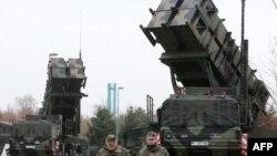 Almaniyadakı Patriot raketləri