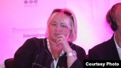 Олена Фетисова, архівне фото