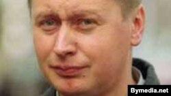 Лідэр незарэгістраванай Беларускай партыі Свабоды Сяргей Высоцкі