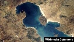 Urmiya gölü