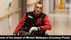 Минкаил Мализаев был жестоко избит и находится в одной из немецких клиник города Люденшайд
