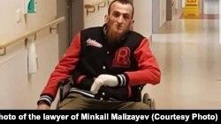 Мализаев находится в клинике города Люденшайд