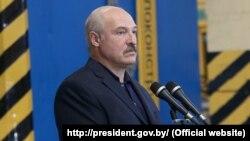 Президент Беларуси Александр Лукашенко (архив)