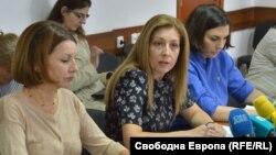 Розита Еленова, София Валдимирова и Бетина Жотева