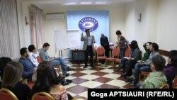 Ереванская встреча журналистов и гражданских активистов из Цхинвали, Владикавказа и Тбилиси продолжалась в течение трех дней