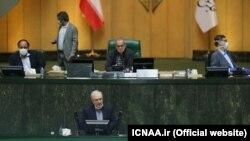 Իրանի խորհրդարանի նիստ, արխիվ