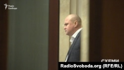 Перший заступник голови СБУ Павло Демчина – один із пізніх гостей АП